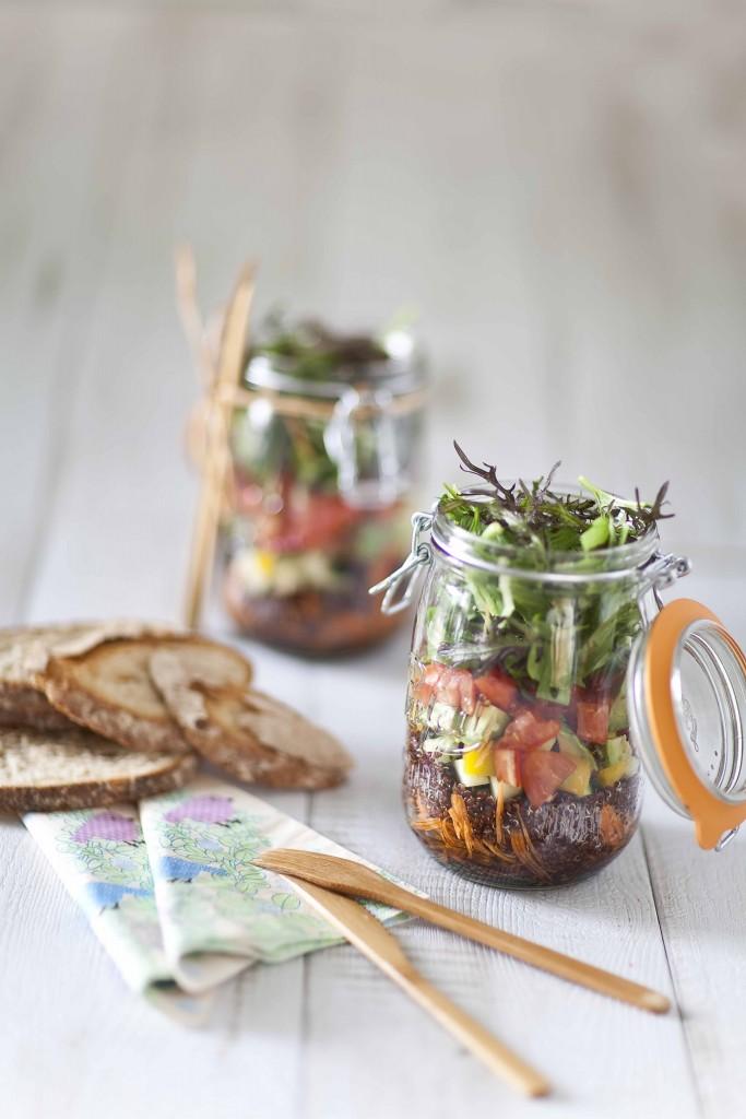 Le Parfait Jar Salade 11