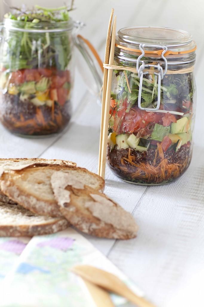 Le Parfait Salade Jar 21