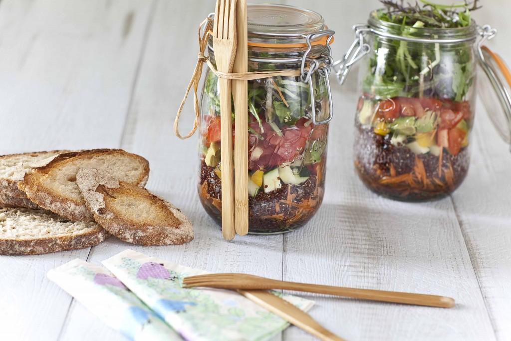 Le Parfait Salade Jar 31