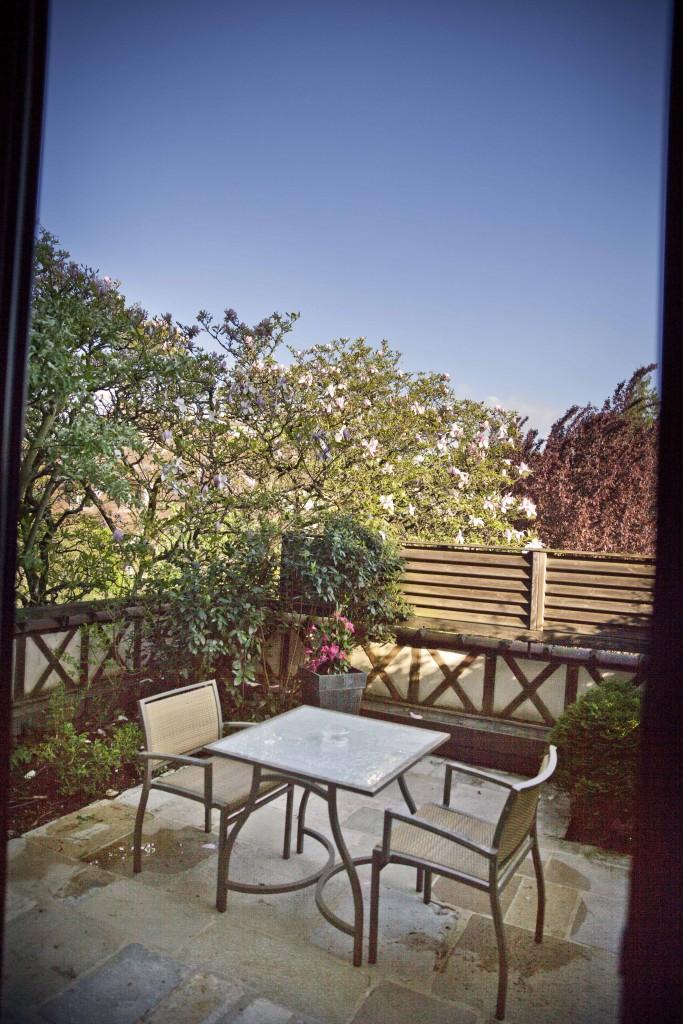 Relais Bernard Loiseau Chambre notre terrasse @Anne Demay 21