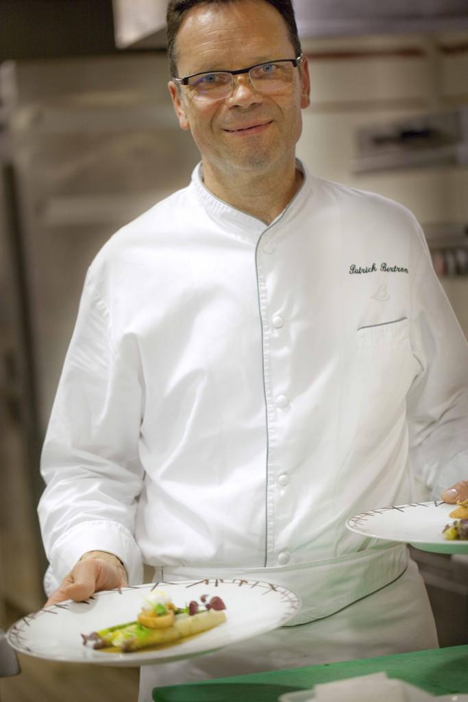 Relais Bernard Loiseau Cuisine Atelier Patrick Bertron @Anne Demay 41