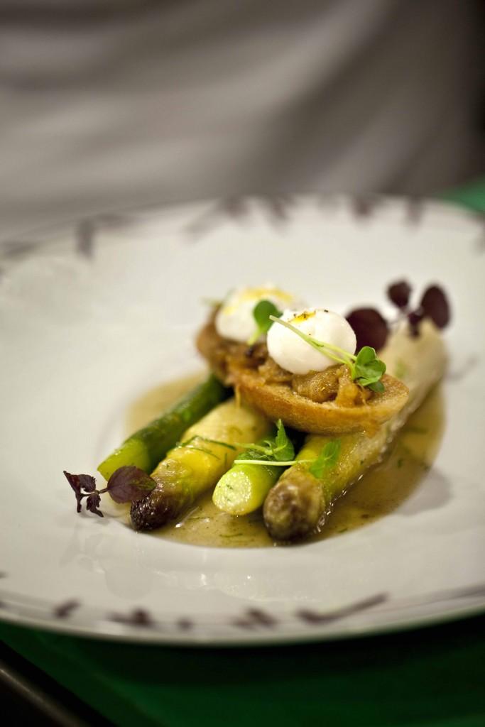 Relais Bernard Loiseau Cuisine Atelier Plat @Anne Demay 11