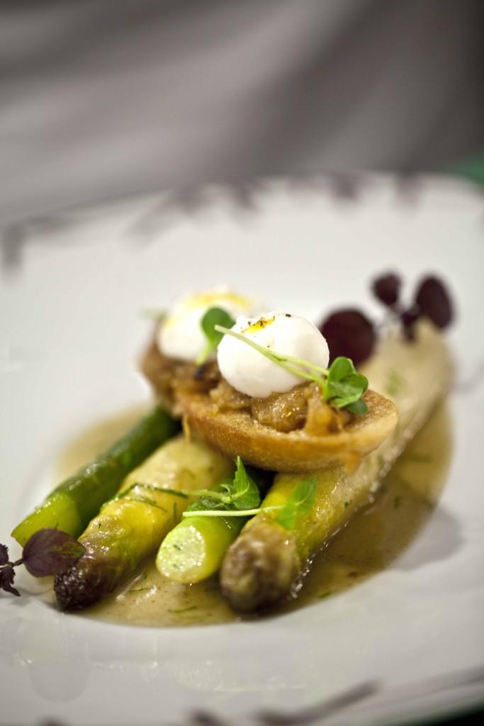 Relais Bernard Loiseau Cuisine Atelier Plat @Anne Demay 21