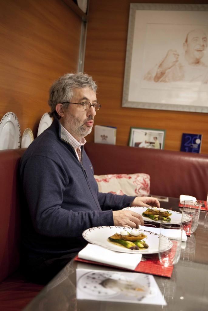 Relais Bernard Loiseau Cuisine Jeff Table d'hôte @Anne Demay 11
