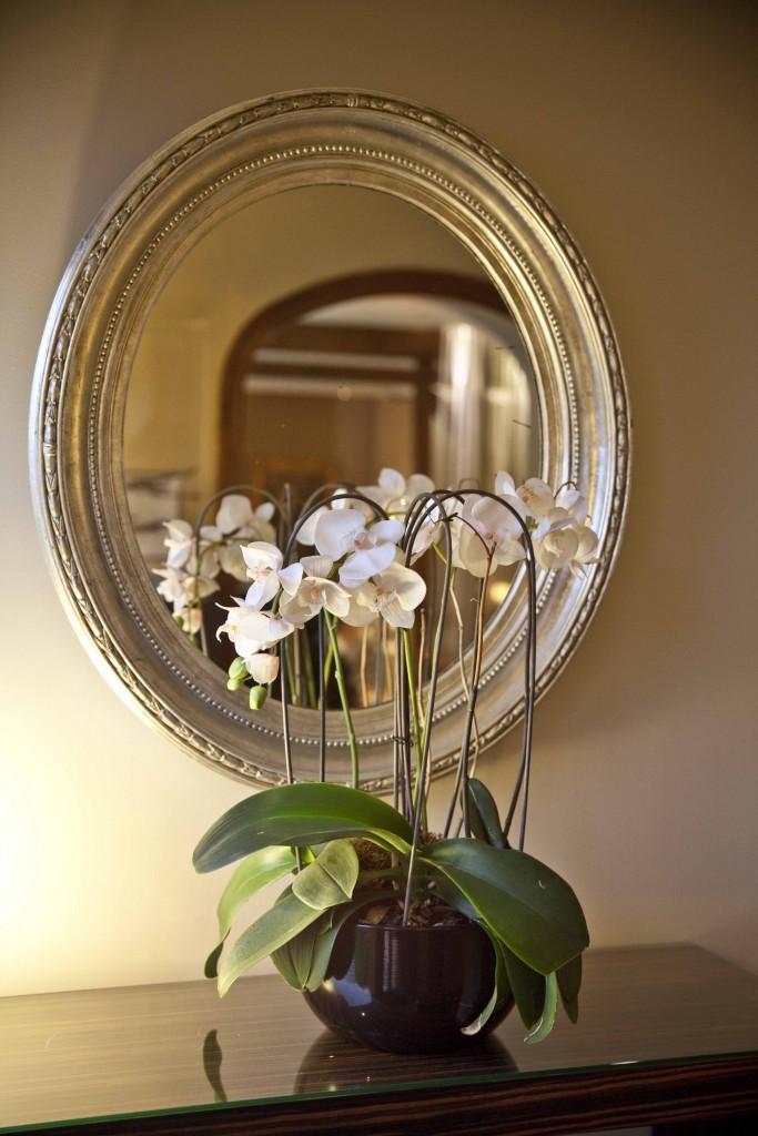Relais Bernard Loiseau Orchidées @Anne Demay 1