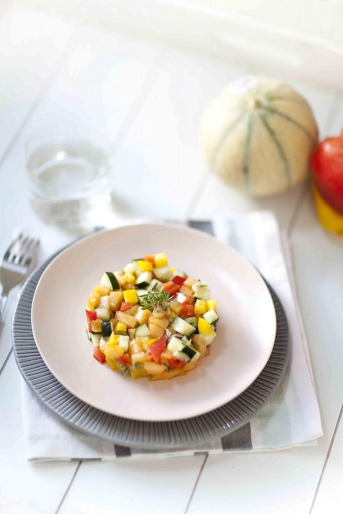 Salade de melon au piment 2c