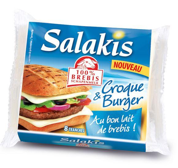 Croque & Burger Salakis