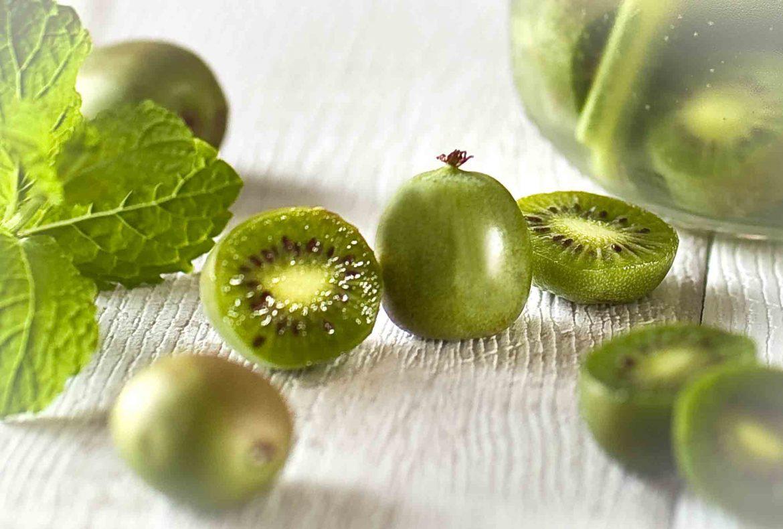 mini kiwi appelés kiwaï de la marque Nergi®