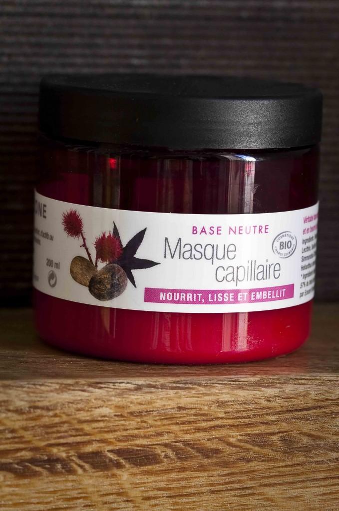 Masque base neutre Aroma-zone