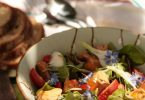 Ma recette de salade de pousses au ptojevlesch