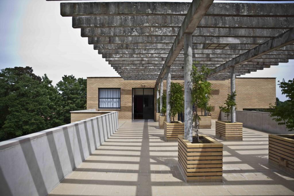 Villa Cavrois Terrasse Solarium