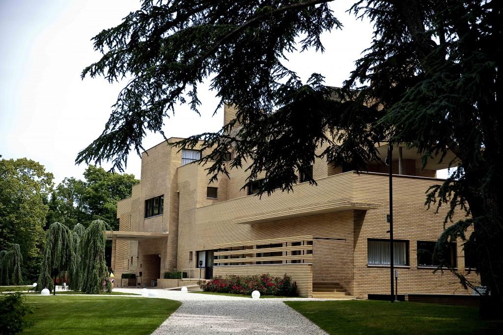 Villa Cavrois côté cour c