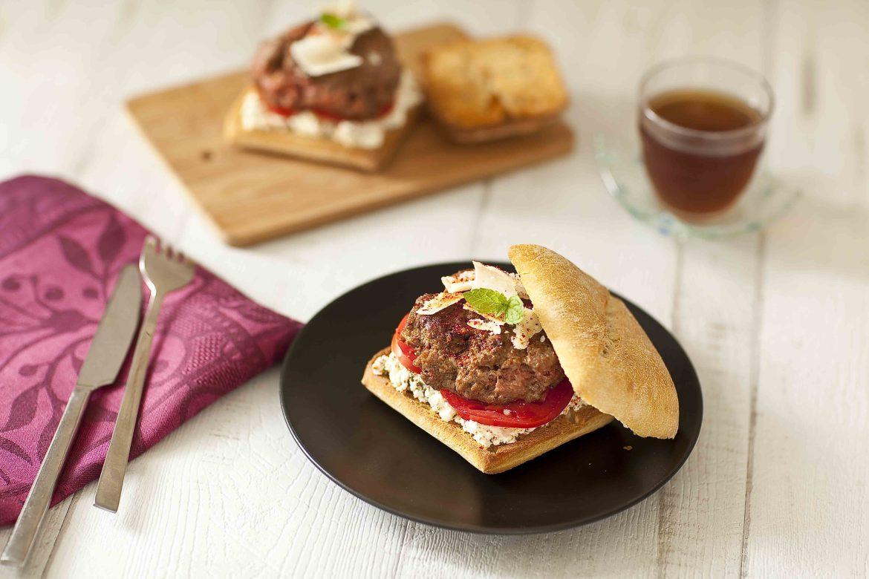 Burger Marocain menthe brebis 1c