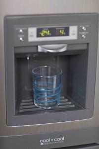 Fontaine à eau frigo