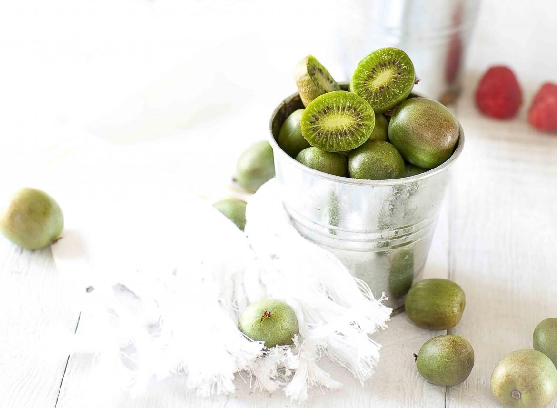Des mini kiwi verts, les kiwaï de la marque Nergi®