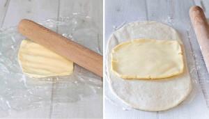 Comment réaliser une pâte feuilletée levée