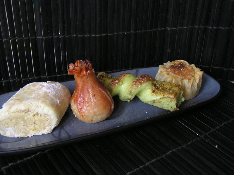 Pâtisseries Bagues de Kenza