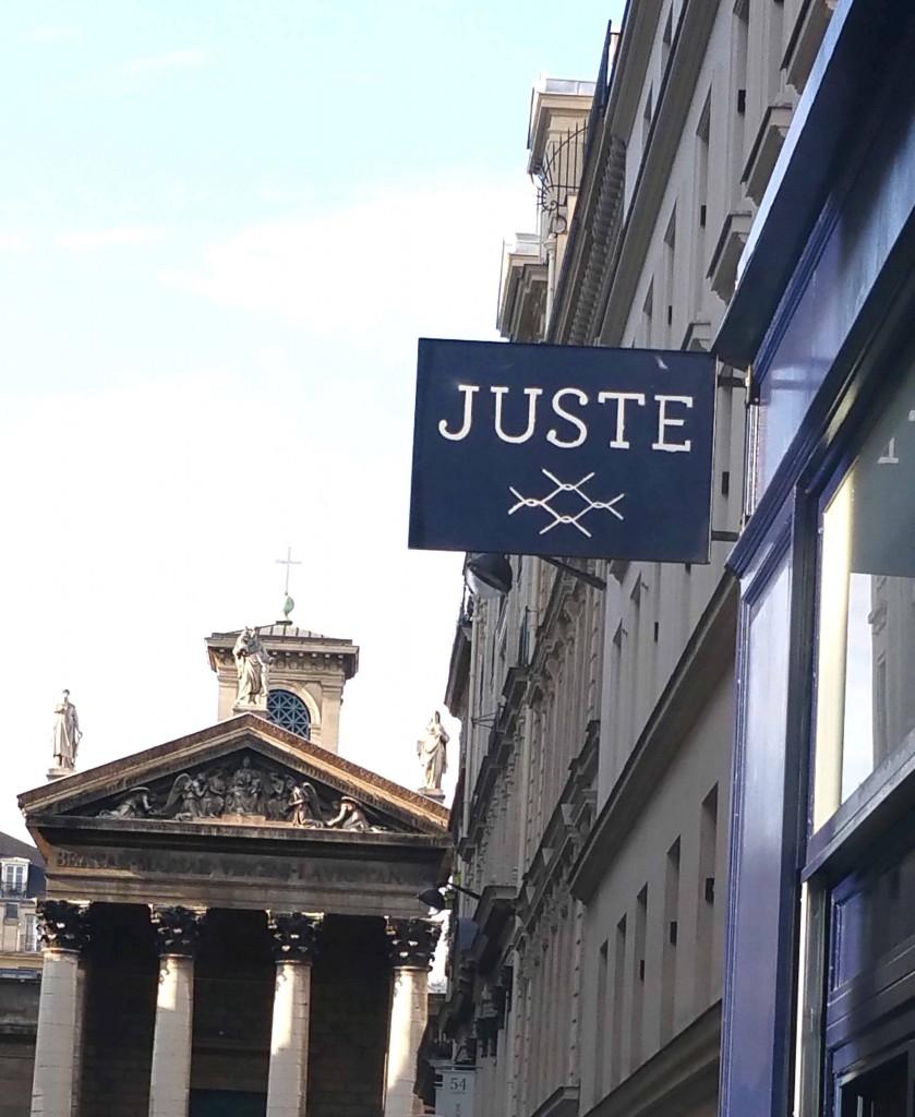 Restaurant Juste 1