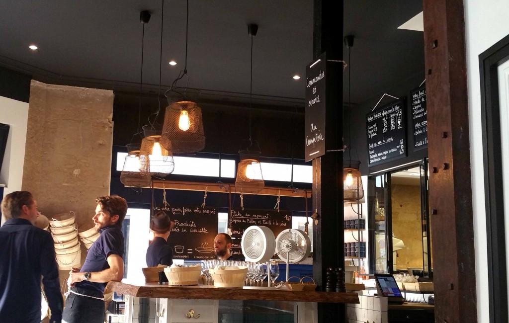 Restaurant Juste Paris 9