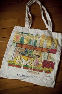 Tot bag L'Occitane