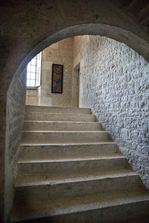 Canel l'escalier de la tour c