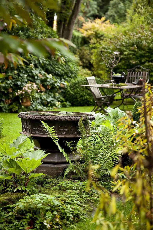 Le Jardin Retiré Bagnoles de l'Orne 11c