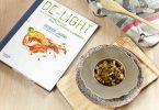 Sauté de courgettes, échalotes et sauce soja, livre De-Light de Patrick Jarno