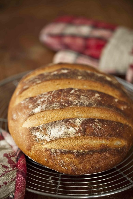 boule de pain, la recette