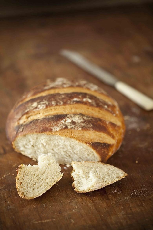 recette de boule de pain blanc traditionnel, la recette du pain blanc