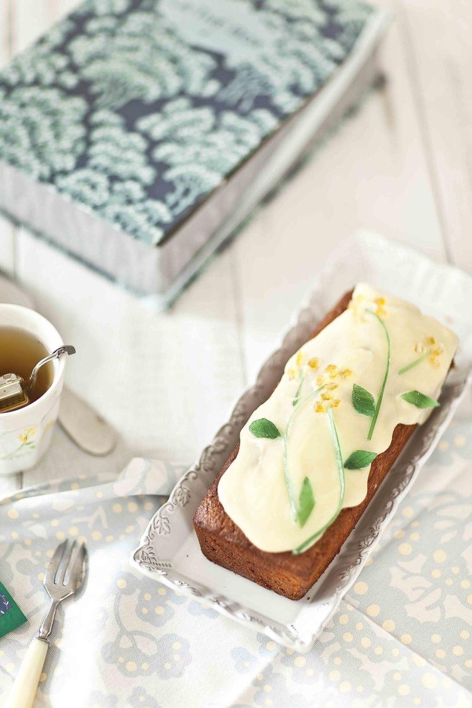 Cake farine complète et fruits confits Tea BoxXFarraow&ball 1c