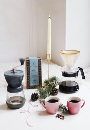 Coffret Noël Extrait cafés