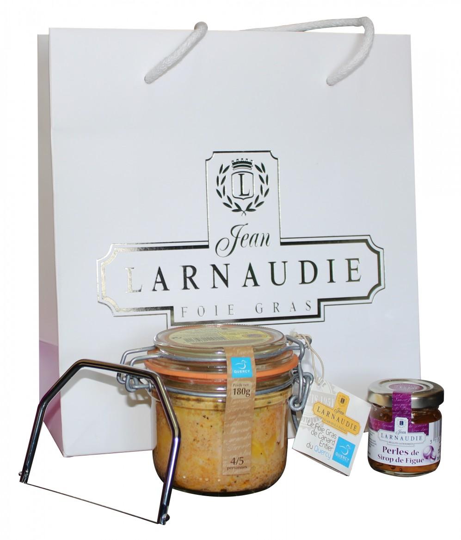 Lot Larnaudie foie gras