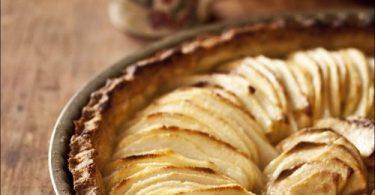Tarte pommes poires 3