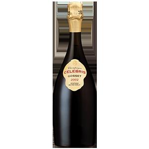 Champagne Gosset Celebris Vintage 2002 extra brut : points de vente sur le site