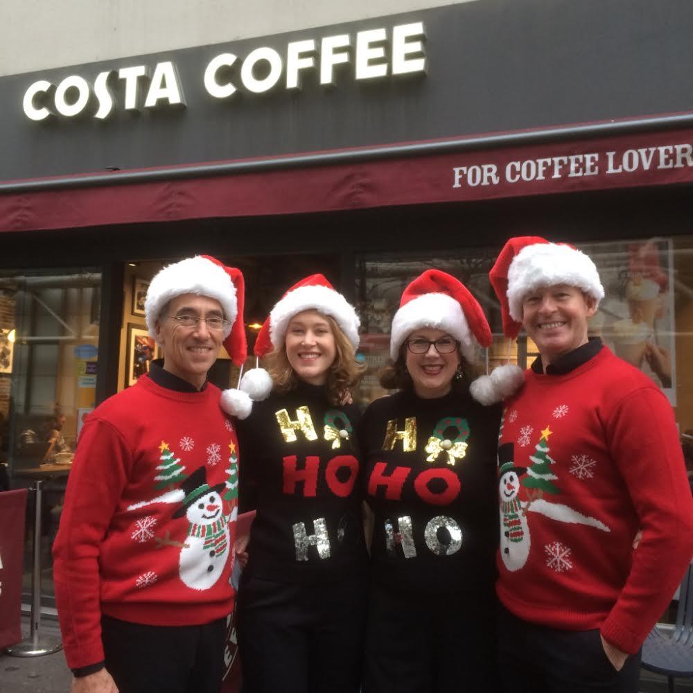 Costa Coffee Carols