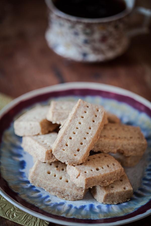 La recette des shortbread biscuits sablés écossais faciles à faire