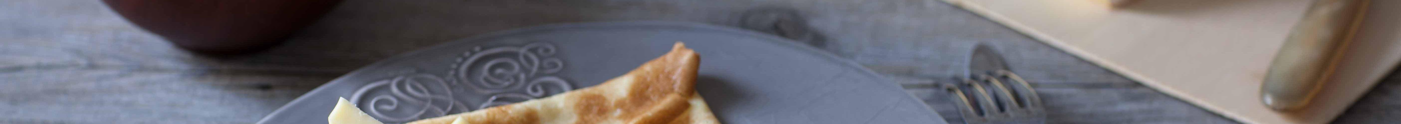 crepe morbier saucisse epniards