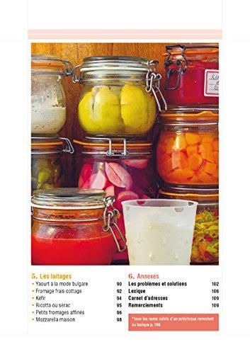 Aliments fermentés aliments santé 2