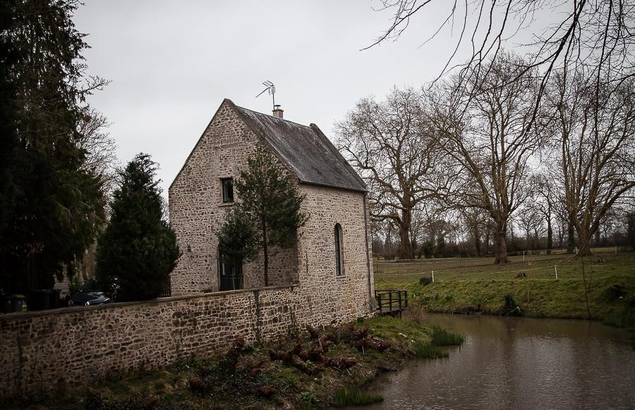 Le Château Auxais gîte 3 étoiles Cotentin©AnneDemayReverdy02