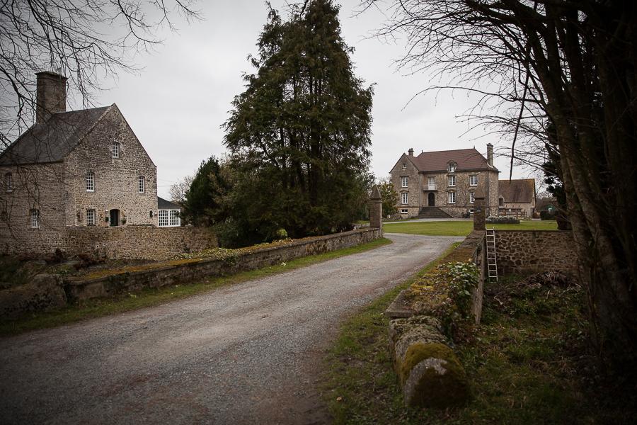 Le Château Auxais gîte 3 étoiles Cotentin©AnneDemayReverdy03