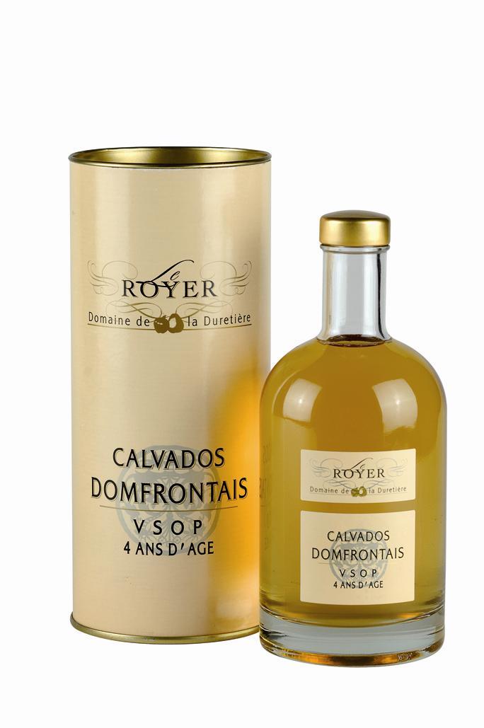 Calvados Domfrontais vsop Le Royer
