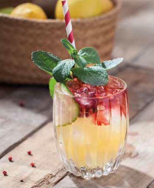 Cocktail Calvados par Sullivan Doh