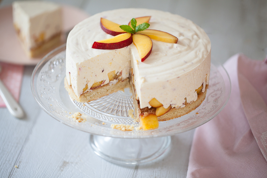 Cheesecake aux nectarines©AnneDemayReverdy03