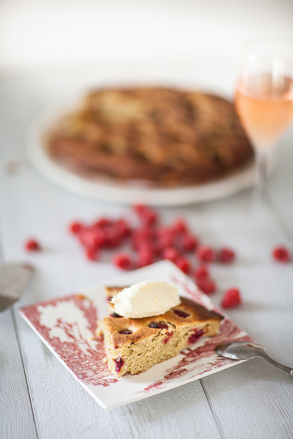 Gâteau tarte pistache mures framboises©AnneDemayReverdy02