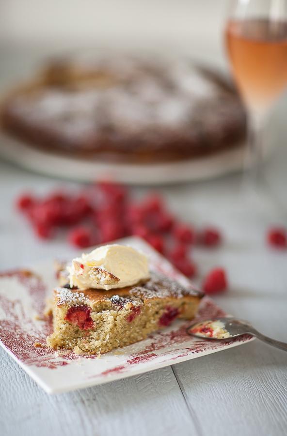Gâteau tarte pistache mures framboises©AnneDemayReverdy03