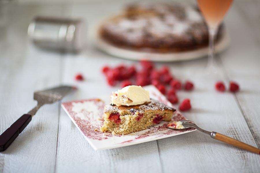 Gâteau tarte pistache mures framboises©AnneDemayReverdy04