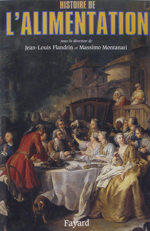 Histoire de l'alimentation