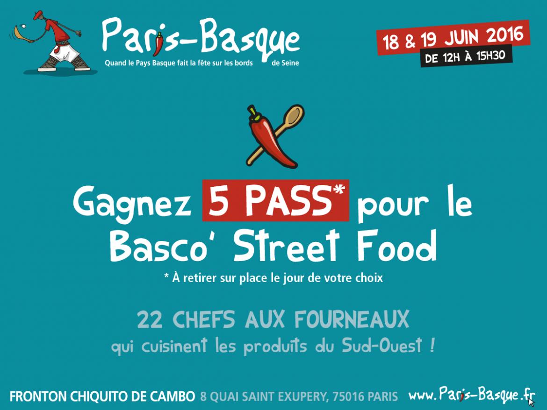 Concours Paris Basque