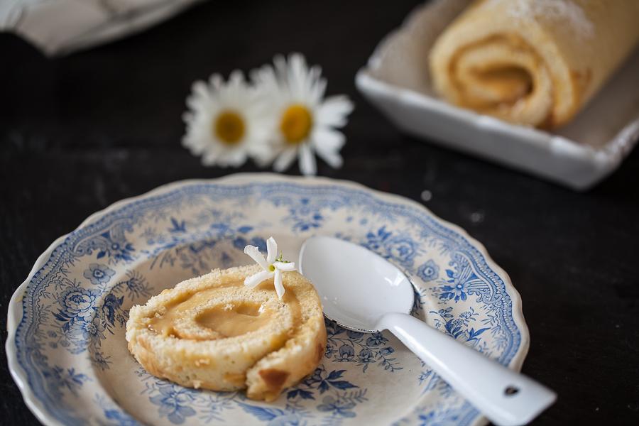 Gâteau roulé aux fruits exotiques©AnneDemayReverdy04