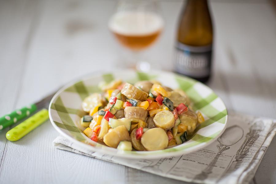 Salade été de pommes de terre primeurs©AnneDemayReverdy01